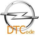 Opel DTC